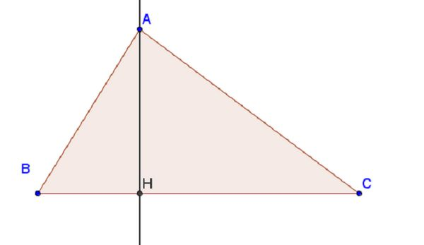 diện tích và chu vi hình tam giác