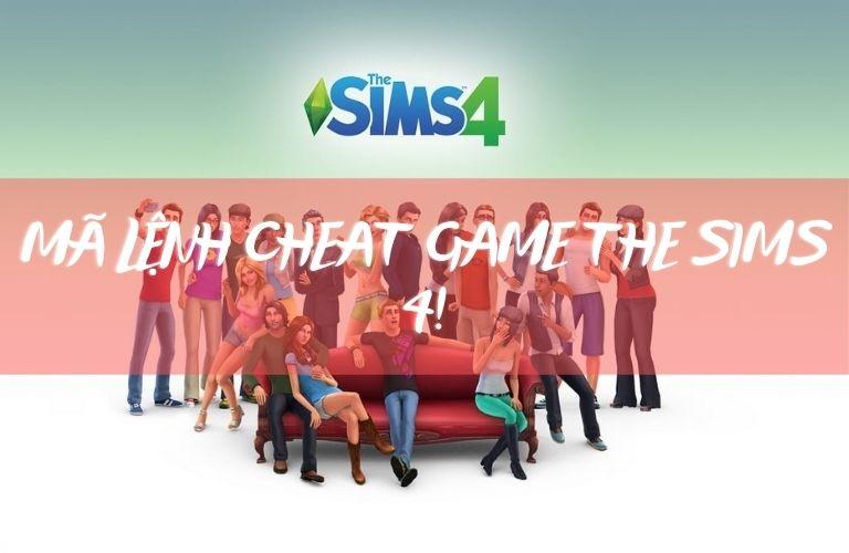mã lệnh cheat game the sim4