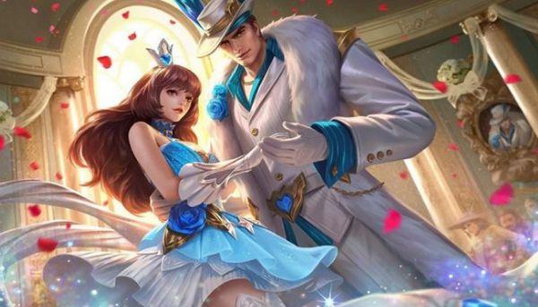 tên cặp đôi trong game