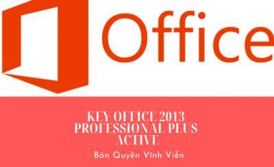 key office 2013