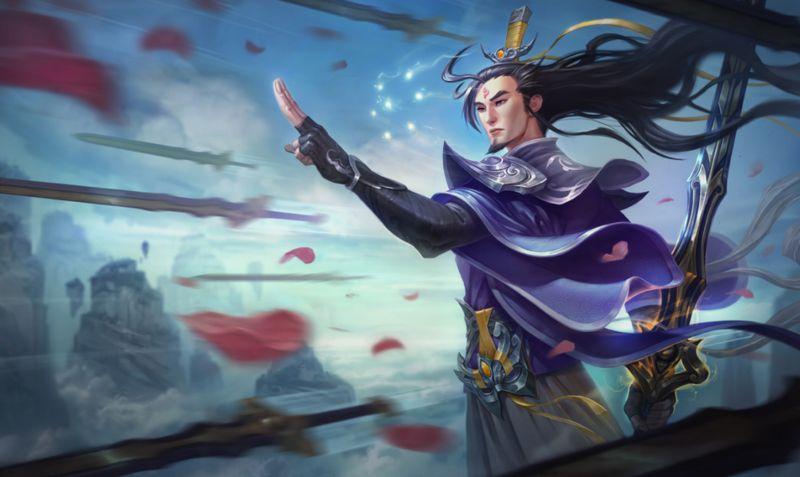 Master Yi Thiên Kiếm