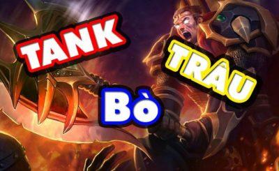 Bảng ngọc bổ trợ Tank