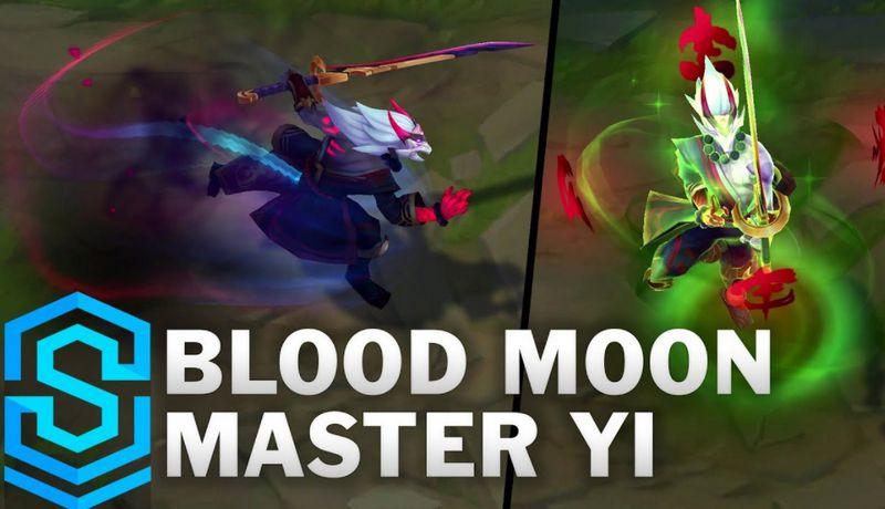 Cách đi rừng với Master Yi