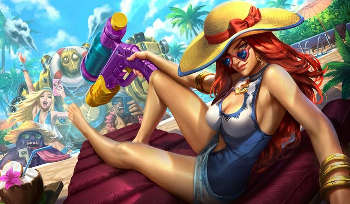 Bảng ngọc Miss Fortune