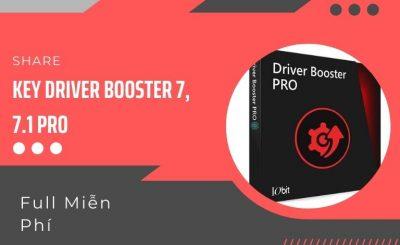 key drive booster