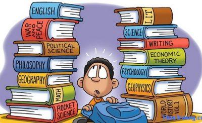 Tên các môn học bằng tiếng Anh