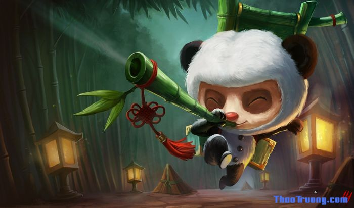 Bảng ngọc Teemo