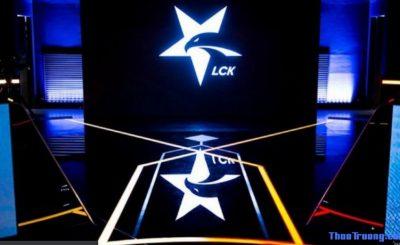 Lịch thi đấu LCK Mùa Xuân 2021