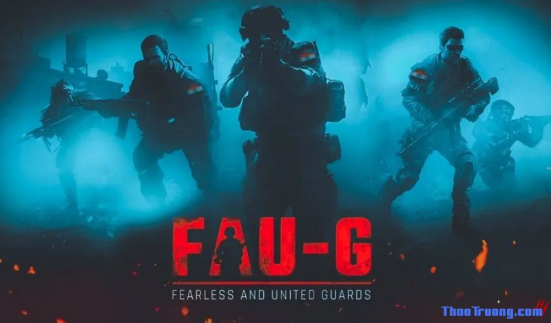 kí tự đặc biệt FAU-G