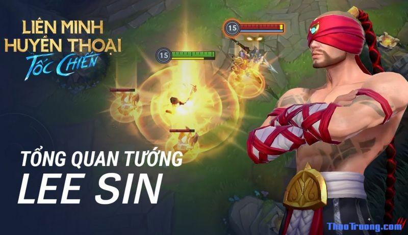 Lee Sin tốc chiến