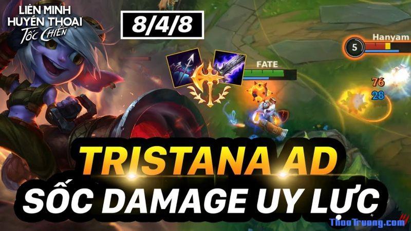 Tristana tốc chiến