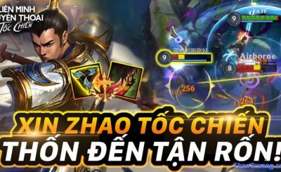 Xin Zhao tốc chiến