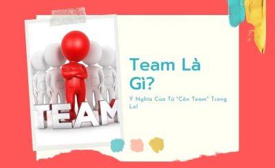 team là gì